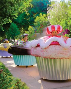 Cupcake Car from Neiman Marcus