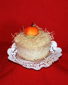 Pumpkin Spice Cheese Cake- Click to enlarge